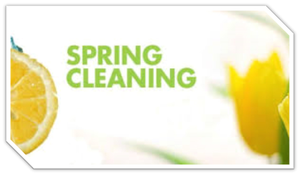 Spring Clean Your House, Spring Clean Your Mind – Mindfulness